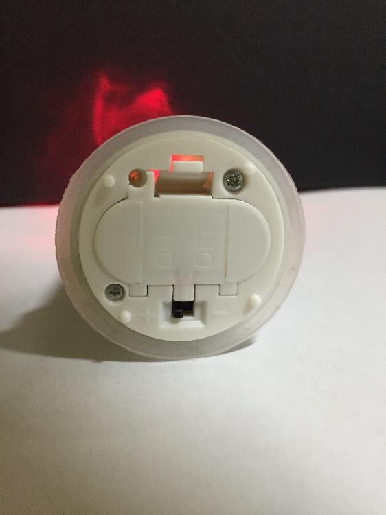 Lumino elettrico ricaricabile immagine 2
