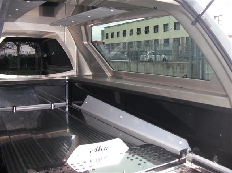 Autofunebre Mercedes classe C  CLS  Sirio E212 immagine 5