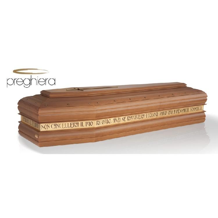 Cassa funebre modello MAMMA FOGLIA ORO