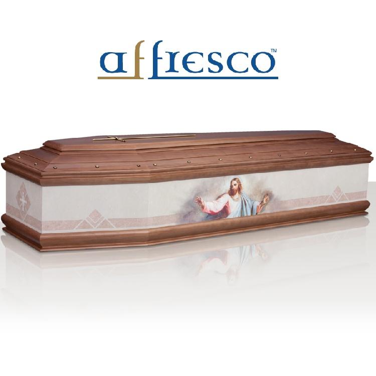 Cassa funebre modello CRISTO