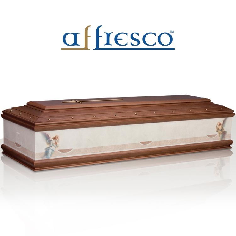 Cassa funebre modello ANGELI RETTA