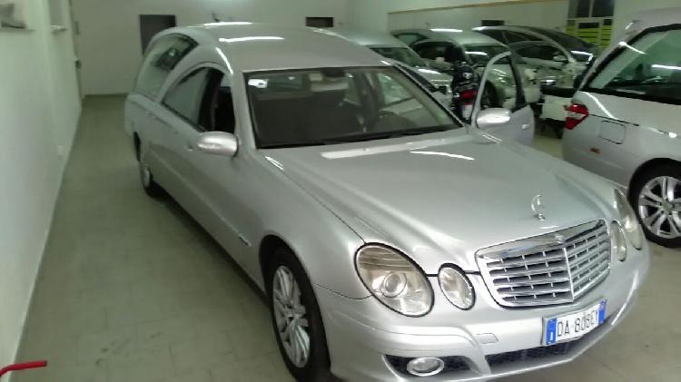 Mercedes anno 2006 Pilato