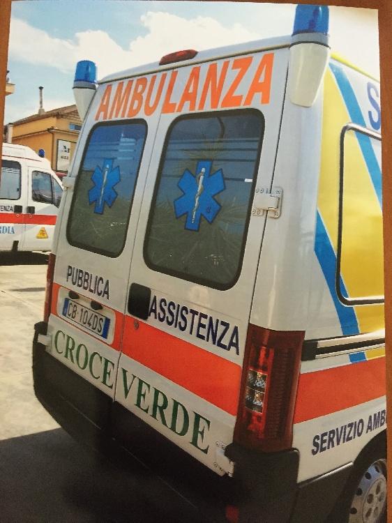 AMBULANZA FIAT DUCATO immagine 4