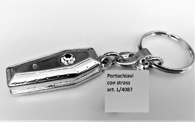 PORTACHIAVI ART. 2543 C/STRASS