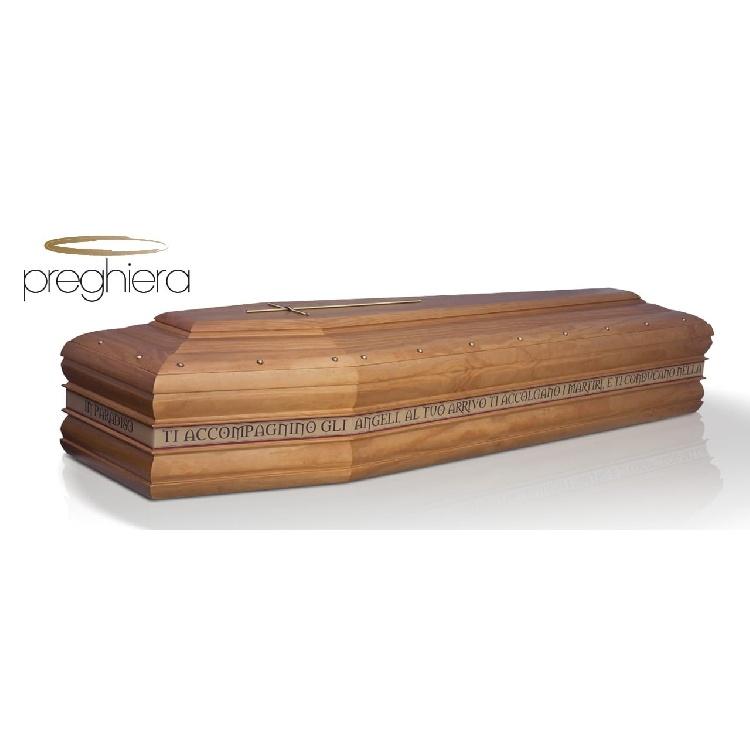 Cassa funebre modello ETERNO RIPOSO