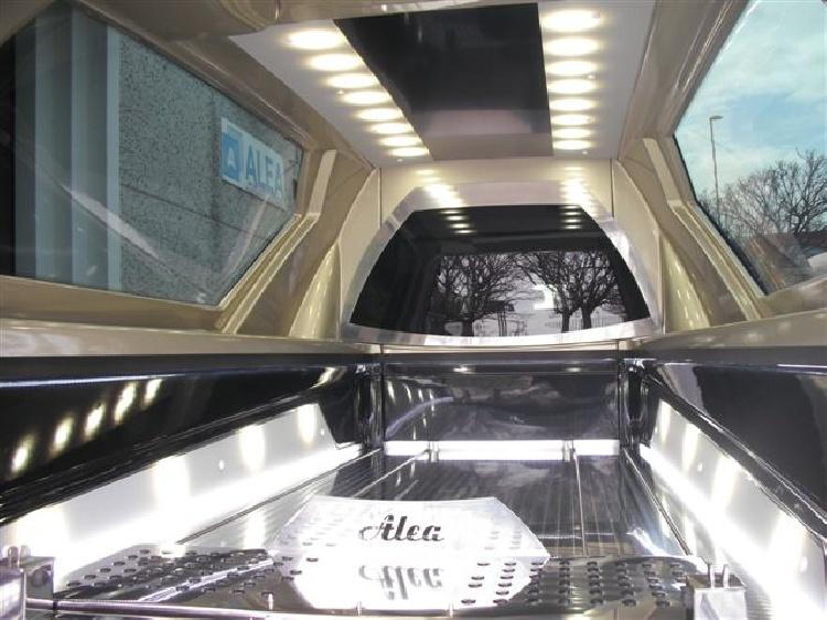 Autofunebre Mercedes classe C  CLS  Sirio E212 immagine 3