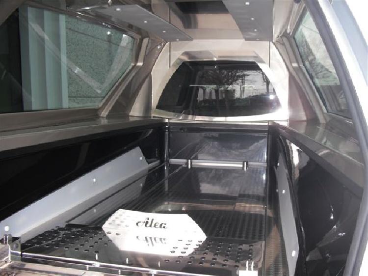 Autofunebre Mercedes classe C  CLS  Sirio E212 immagine 4