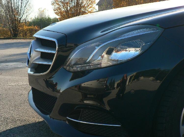 Autofunebre Mercedes classe C  CLS  Sirio E212 immagine 6